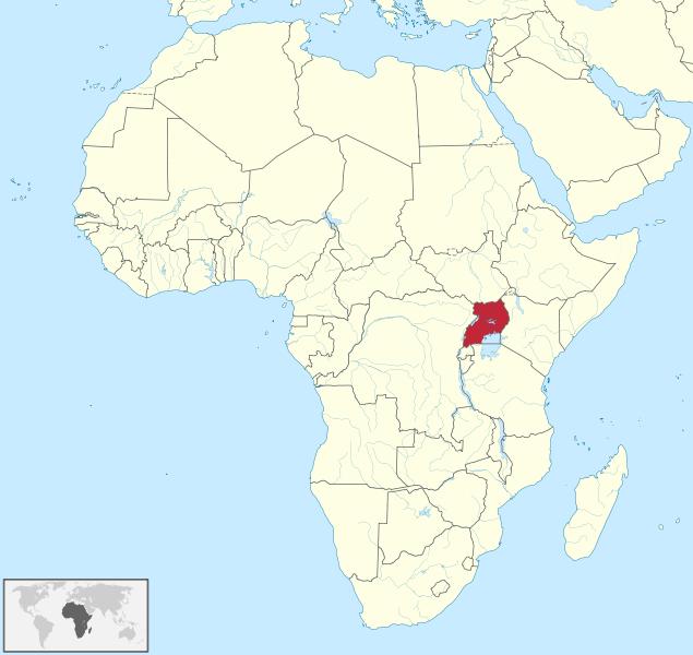 Uganda - Photo by TUBS