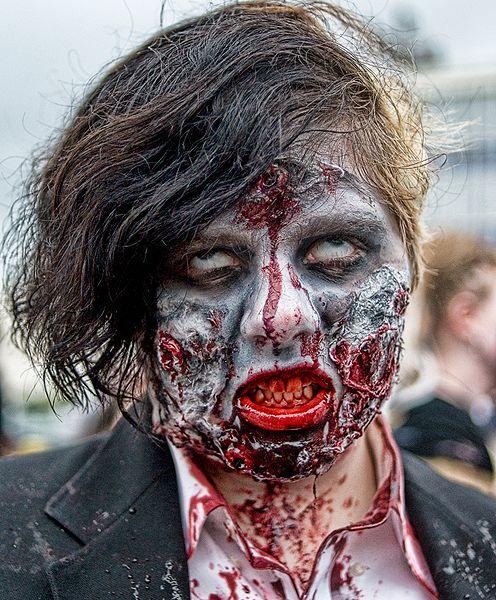 Zombie - Photo By Bob Jagendorf
