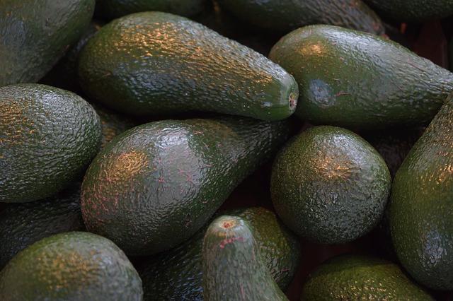 Avocados - Public Domain