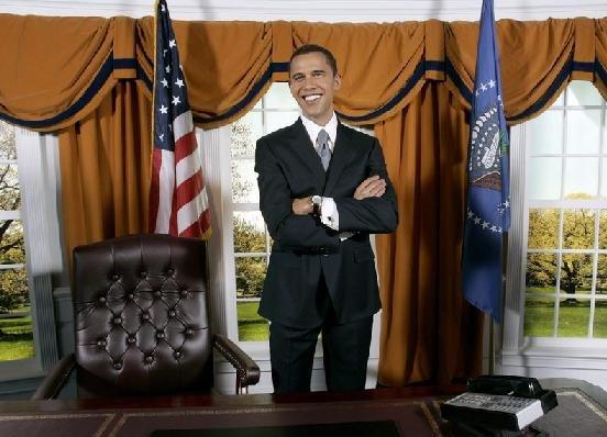 Barack Obama oval office speech