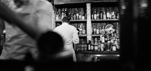 Bartender - Public Domain
