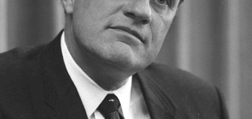 Billy Graham - Public Domain