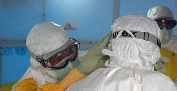 Ebola Gear - Photo by cdcglobal on Flickr