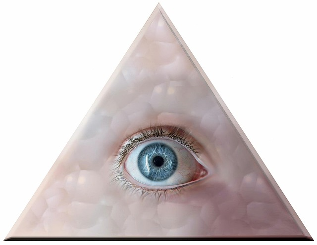 Eye In A Pyramid - Public Domain