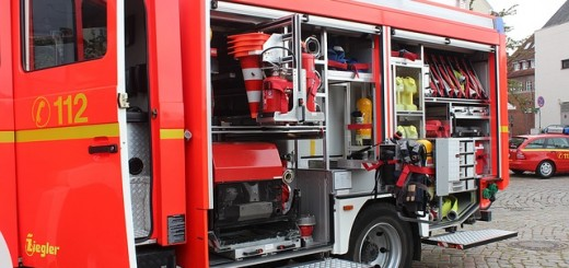 Fire Truck - Public Domain