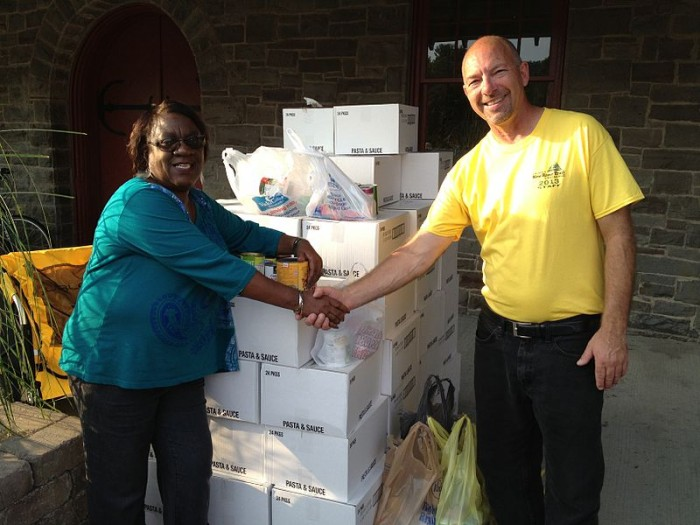 Food Bank - Photo by Janet_Johnson_of_the_Pulaski_Food_Bank