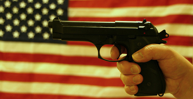 Guns In America - Photo by emmyboop on Flickr