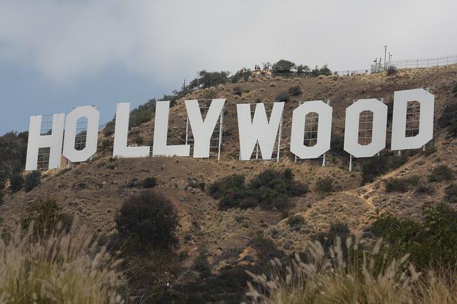 Hollywood Sign - Public Domain