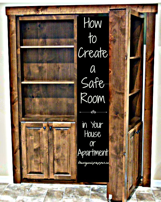 How To Create A Safe Room