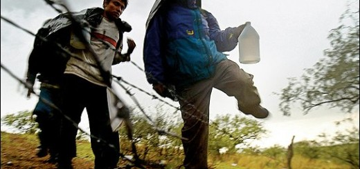 Illegal Immigration Crossing The Border