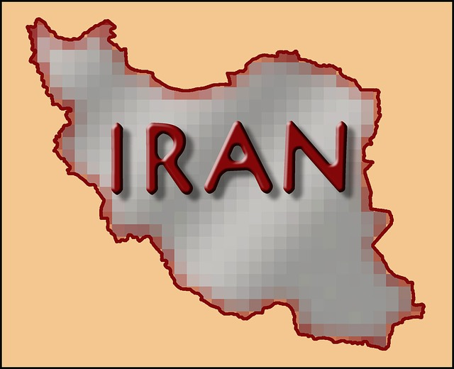 Iran - Public Domain