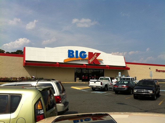 Kmart_Monroe,_NC_Photo by Mike Kalasnik