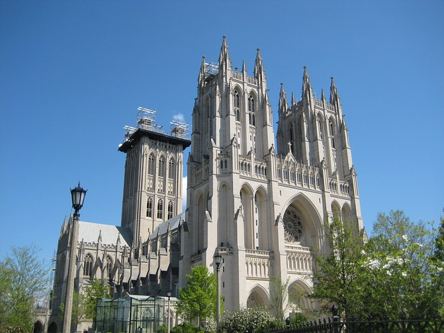 National Cathedral - Public Domain