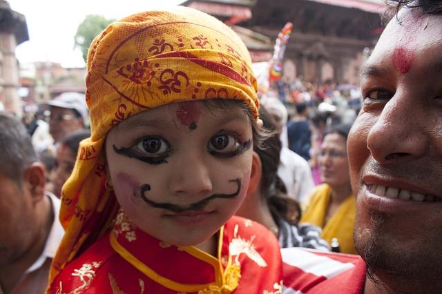 Nepal - Public Domain
