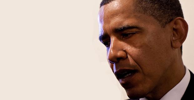 Obama Sad - Pete Souza