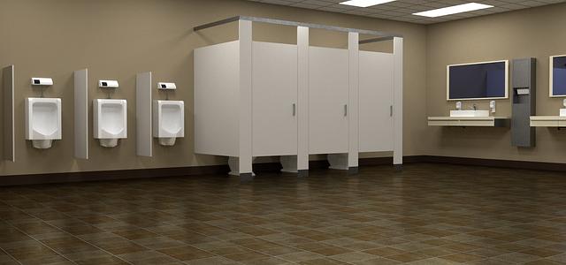 Restroom - Public Domain