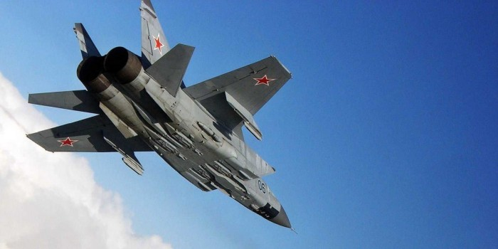Russian Fighter Jet - Russian Air Force