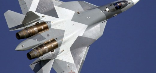 Russian PAK-FA Stealth Fighter