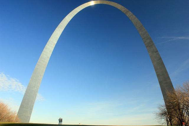 St. Louis Arch - Public Domain