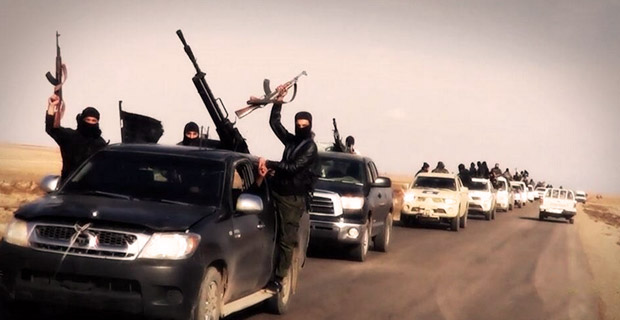 The Caliphate On The March - ISIS Media Hub