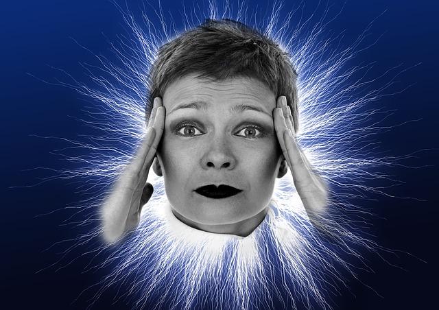 Woman Headache - Public Domain