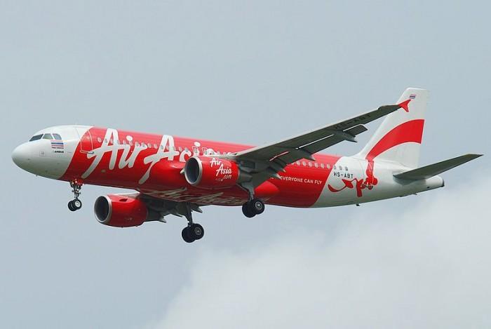 AirAsia - Photo by Aero Icarus