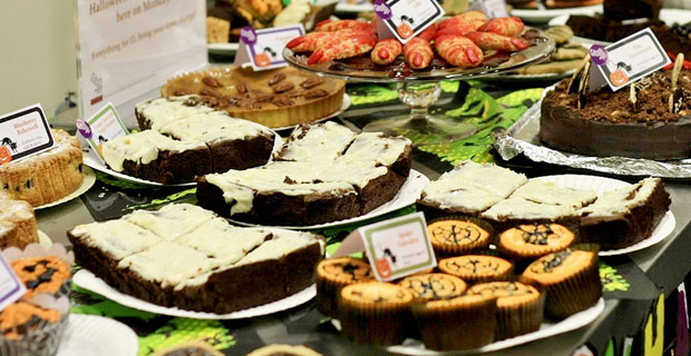 Bake Sale - Image Credits - Adrian Scottow, Flickr