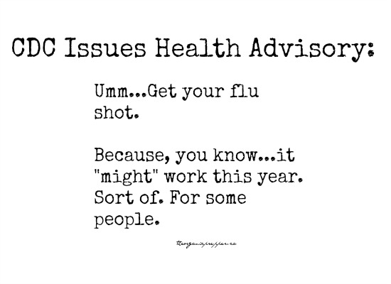 CDC Health Advisory