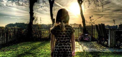 Child Little Girl - Public Domain