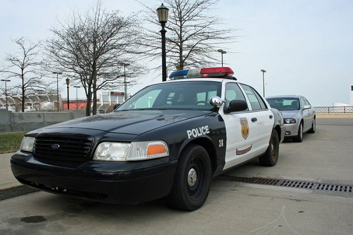 Cleveland_Police_car - Photo by Whpq