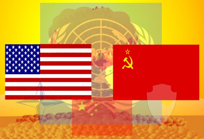 Cold War - Photo by Anynobody