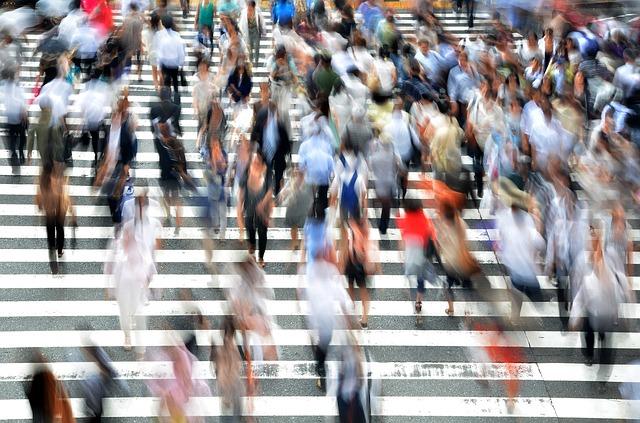 Crowd - Public Domain