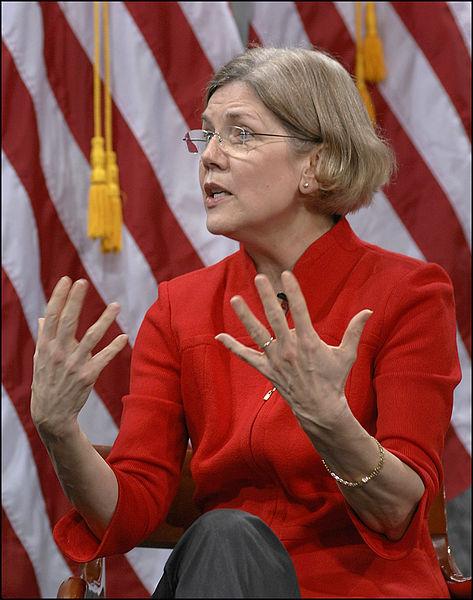 Elizabeth Warren - Public Domain