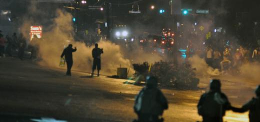Ferguson Violence - Photo from Wikipedia