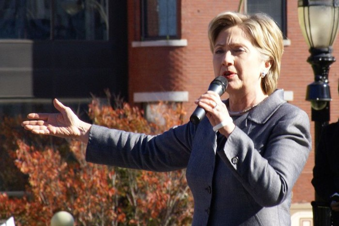 Hillary Clinton - Photo by Marc Nozell