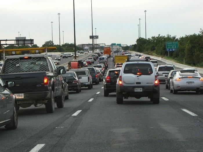 Interstate 95 - Photo by Ben Schumin