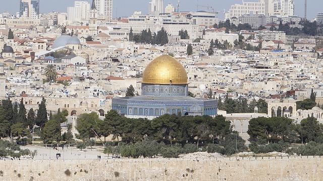 Jerusalem - Public Domain