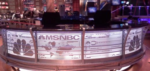 MSNBC HQ - Photo by Jeff Maurone from Seattle, WA, USA