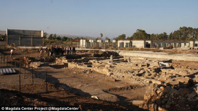 Magdala Center Project