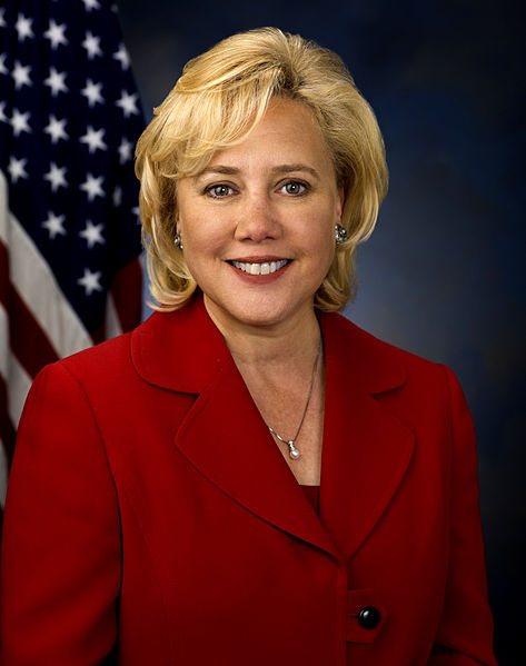 Mary Landrieu - Public Domain