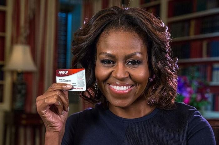 Michelle Obama - Public Domain