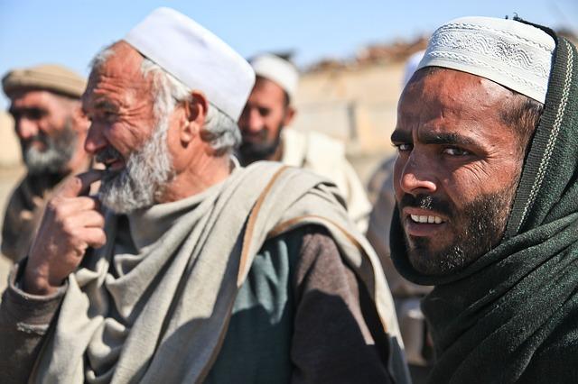 Muslims - Public Domain