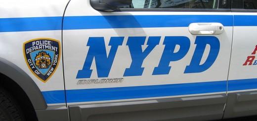 NYPD Vehicle - Public Domain