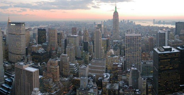 New York Skyline - Wikimedia Commons