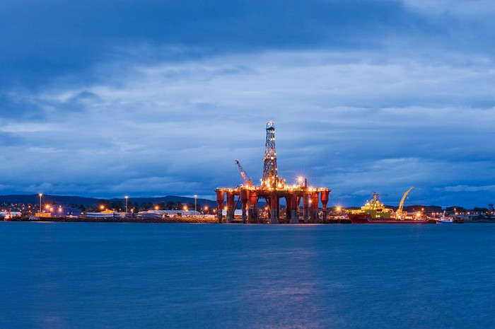 North Sea Oil - Photo by Berardo62