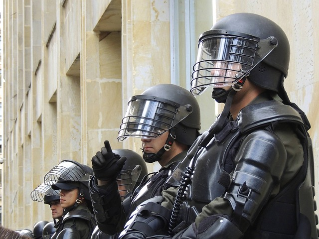 Police State SWAT Team - Public Domain