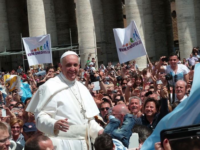 Pope Francis - Photo by Edgar Jimenez