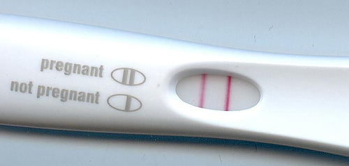Pregnancy Test - Public Domain