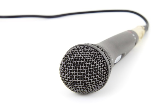 Radio Microphone - Public Domain