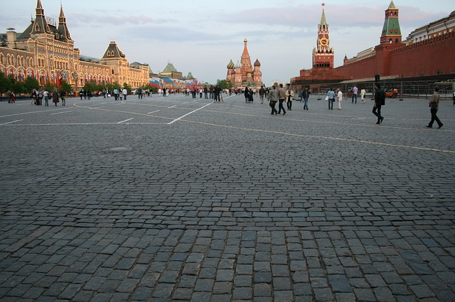 Red Square - Public Domain